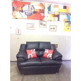 Sofa Moderno De 2 Puesto Somos Fabricante