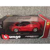Auto De Coleccion 1:24 Ferrari La Ferrari