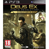 Deus Ex Human Revolution - Director