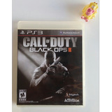 Call Of Duty Black Ops 2 Ps3 Completo!! Garantizado.