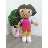 Dora Aventureira Em Feltro