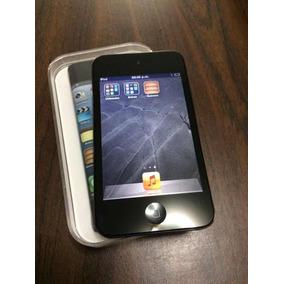 Ipod Touch 4ta Generación Negro 16gb