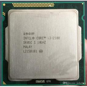 Procesador Intel Core I3 2100 Socket 1155