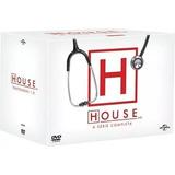 Dvd Box House Série Completa 8 Temporadas - Lacrado Original
