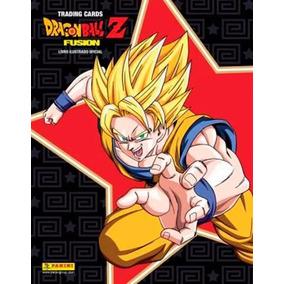 Porta Cards Dragon Ball Z Fusion + 20 Cards Não Há Repetição