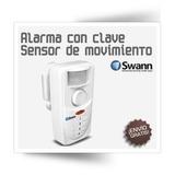 Alarma Con Clave | Detector Movimiento | Swann