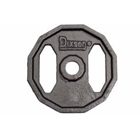 Discos Para Pesas Unisex Dixson Gris 10lb