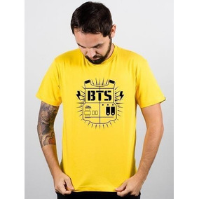 Camiseta Camisa - Kpop Bangtan Boys Bts Integrantes 2d1bdbb6bb820