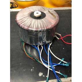Transformador De Amplificador De Mas 6000w