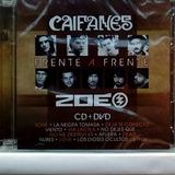 Caifanes & Zoe - Frente A Frente Cd+dvd