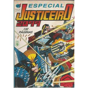 Justiceiro Especial 2099 Vol 1 - Abril - Bonellihq Cx22 C19