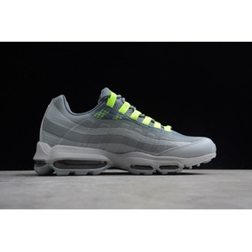 pretty nice eec9c 3f10e Zapatillas Nike Air Max 95 Ultra Se Wolf Grey