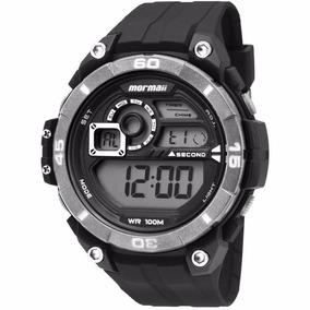 Relógio Digital Masculino Mormaii Cta 8k - Relógios De Pulso no ... 03268a5d67