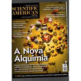Revista Scientific American Brasil 43 Edições A Sua Escolha