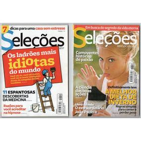 02 Revistas Seleções Readers Digest Jun/jul 2011 Muito Novas