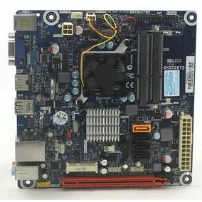 Placa Mãe Desktop Ddr3 Dual Core Ipx847p1