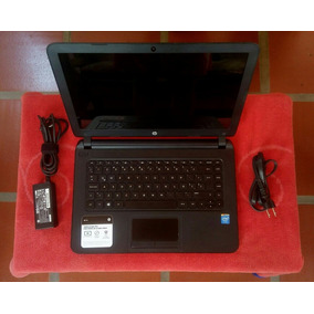 Laptop Hp 14 Notebook Gamer + 4gb Ram Ddr3 + 500gb Dd