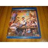Box Bluray+dvd+cd Pelicula Coco (nuevo Y Sellado) 3 Discos