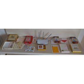 Lote 49 - 293 Itens Papel Papéis D Carta Holly Hobbie Lot 01