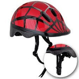 Capacete Poker Bike Infantil Spider