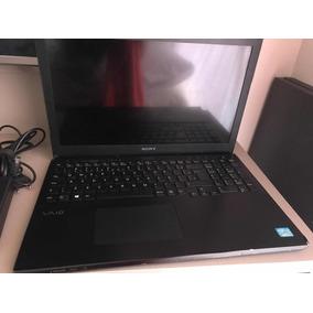 Notebook Sony Vaio I7 8gb Ram Nvidia Gt640m Bluray Fullhd