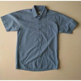 Camisas Escolar Bachillerato De Colegio Azul Talla M Flipper a3dc6107b11fe