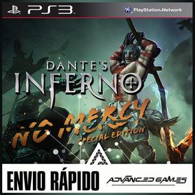 Dantes Inferno + Todas As Dlcs Ultimate - Jogos Ps3 Psn