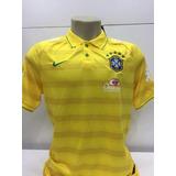 7cac64db69 Camisa Da Seleção Brasileira Amarela Treino no Mercado Livre Brasil