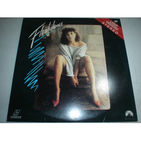 Ld Laserdisc Flashdance Paramount Video What A Feeling 1983
