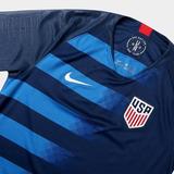 a72af70266 Camisa Seleção Estados Unidos Azul ( Pronta Entrega ) 12h