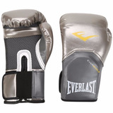 53f311cd4c Luva Everlast Muay Thai Boxe Pro Style Elite Prateada