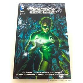 Ecc - Green Lantern Flash - Batman - La Noche Mas Oscura
