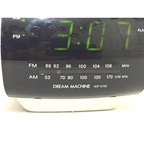 Hemoso Radio Reloj Am/fm Eléctrico Sony Despertador Original