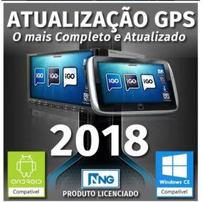 Atualização Gps 2018 Igo Primo Ultimate Titanium