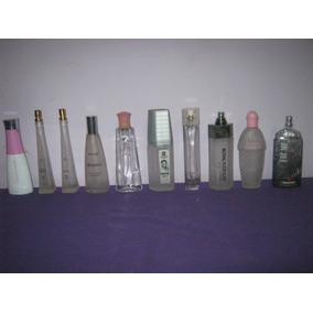 Frascos De Perfume Lote A