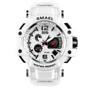 Reloj Smael S Shock Rango Militar Táctico Sumergib 5atm 1509