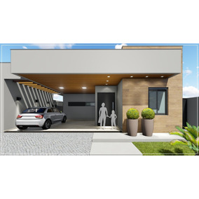 Projeto Arquitetônico Personalizado - Casa Térrea Até 100 M²