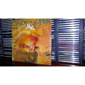 Lp Vinil Cyndi Lauper True Colours Com Encarte