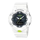 Casio G Shock Mirror Metallic White Mens Digital Watch Cas - Relojes ... 016e84a3272b