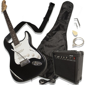 Guitarra Eléctrica Amplificador Accesorios Tipo Stratocaster