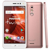 Positivo Twist S511 16gb Android 7.0 2 Chip 8mp 3g 1.2 Ghz