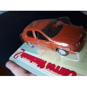 Miniatura Fiat Palio Na Cx Lacrado - Carros Brasileiros1995