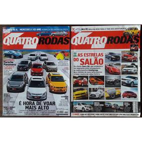 4 Rodas - Coleção Com 10 Revistas Dos Anos 2000