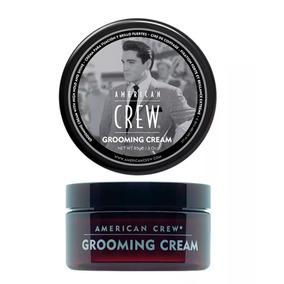 Grooming Cream Crema Peinar Brillo Fuerte 85gr American Crew