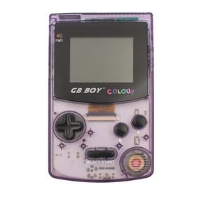 Gb Boy Colour Tela Iluminada Backlight+ 66 Jogos = Game Boy