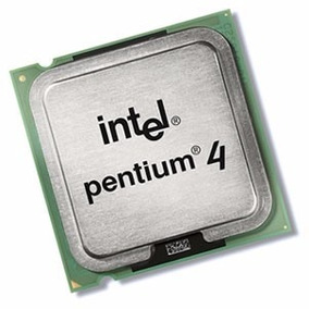 Procesador Pentium 4 2.66ghz 1mb 533 Ht Socket 775