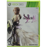 Juego Final Fantasy Xiii-2 Xbox 360 Usado Original