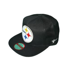 Gorra Nfl Steelers Original 100% Algodon Snapback Get Lucky 5ca2abbc1ee