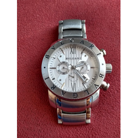 2d6b6df4fdc Relogio Bvlgari Homem Ferro De Luxo Masculino Rolex - Relógios De ...