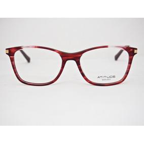 7469df8205b51 Oculos De Grau Atitude Eyewear - Óculos no Mercado Livre Brasil